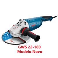 Esmerilhadeira Angular GWS 22-180 Bosch