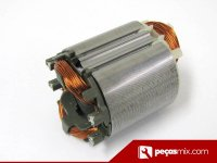 Estator Furadeira Bosch GSB 13 RE 127v Original