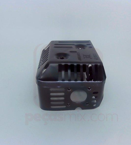 Protetor descarga Motor B4T 5,5/6,5 C/Alerta de oleo