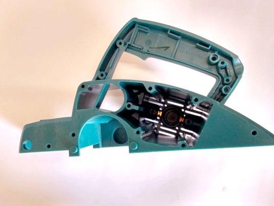 Caixa do Motor comp P/ Plaina 1900B Makita - 152725-3
