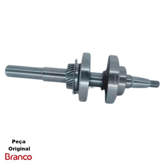 Eixo Virabrequim Motor 8.0/8.5 Gasolina Branco cód. 90305573