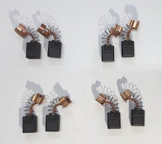 Escova Carvão Makita CB-419 (Kit com 04 Pares)