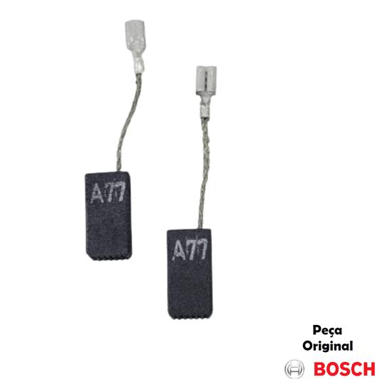 Escova de Carvão Esmerilhadeira Bosch GWS 670/ 6-115 Original