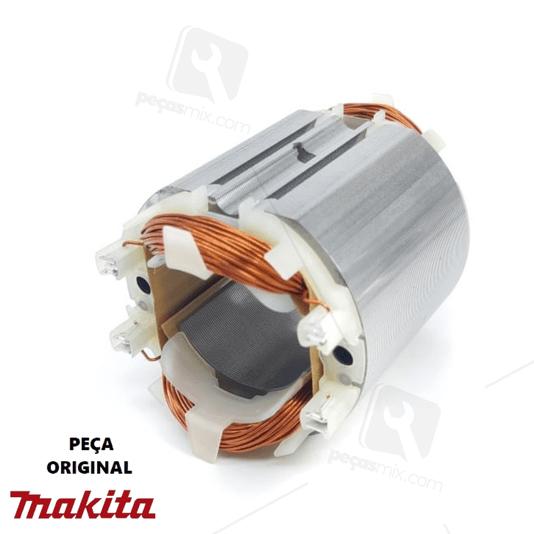 Estator Martelete Makita M8701B 220v Original