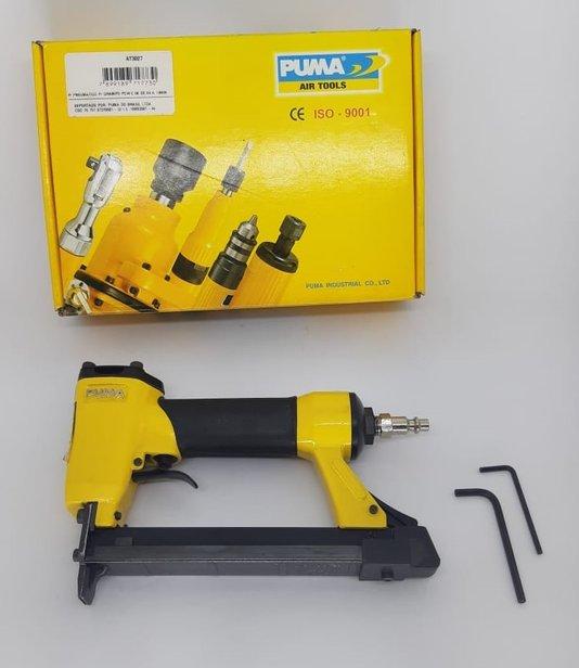 Grampeador Pneumático Puma AT-3027 PCW 80 Grampos de 4/14mm