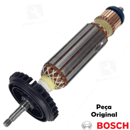 Induzido Esmerilhadeira Bosch GWS 7-115 220v Original