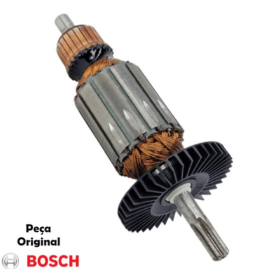 Induzido Furadeira Bosch GSB 550 RE/Skil 6555 127v Original