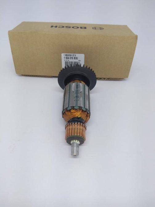 Induzido P/ Furadeira Bosch GSB 13 RE 127V - 1604010B3U