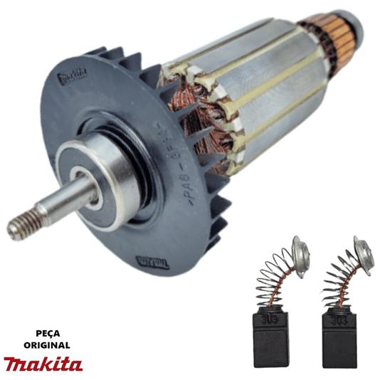 Induzido Serra Mármore Makita MCC400/MT410 127v Original
