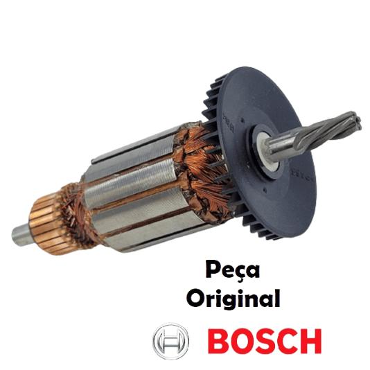 Induzido Serra Tico Tico GST 700 Bosch 127V Original