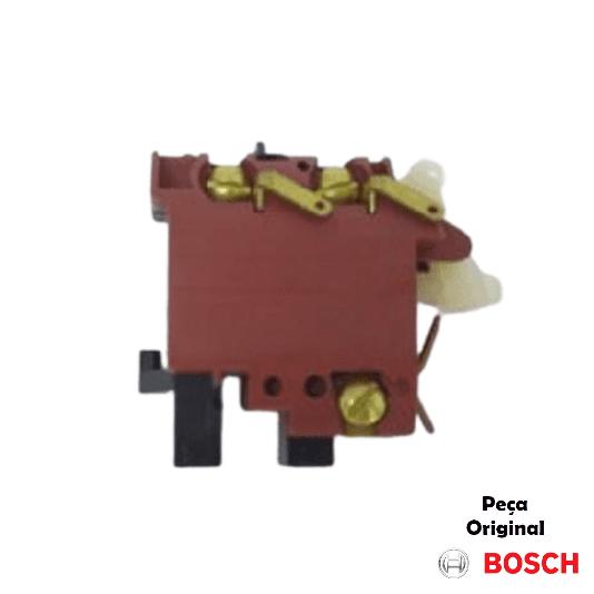 Interruptor Bosch Lixadeira Concreto GBR 14 CA - 1607200150