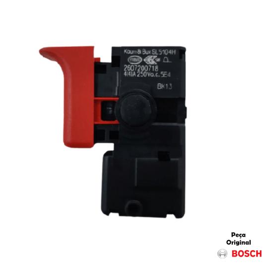 Interruptor Furadeira Bosch GSB 13 RE/GSB 550 RE 220v