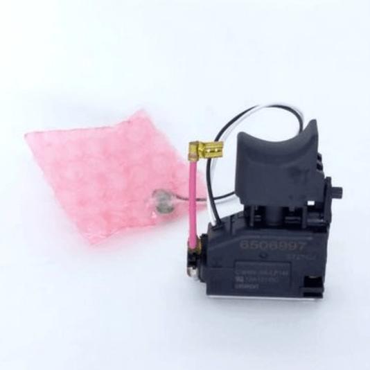 Interruptor Furadeira/Parafusadeira a Bateria Makita DF030D