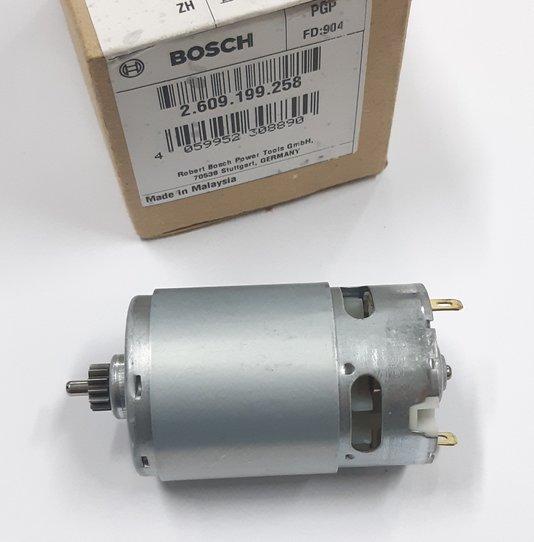 Motor Parafusadeira Bosch GSR 10,8 V-LI/GSR 12-2 LI Original