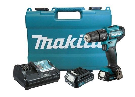 Parafusadeira Furadeira de Impacto a Bateria 12v Makita