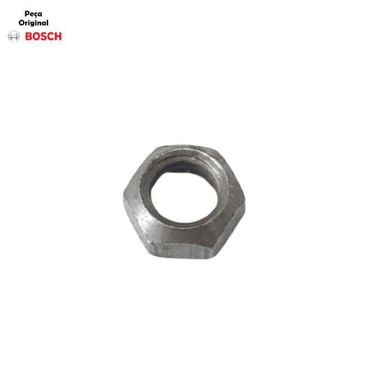 Porca Sextavada M7 para Esmerilhadeiras Bosch