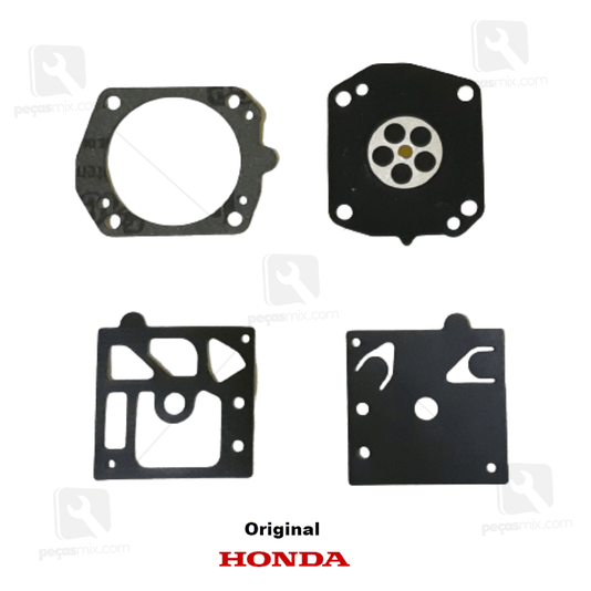 Reparo Carburador Motor Honda GX100/GXR120 Diafragma