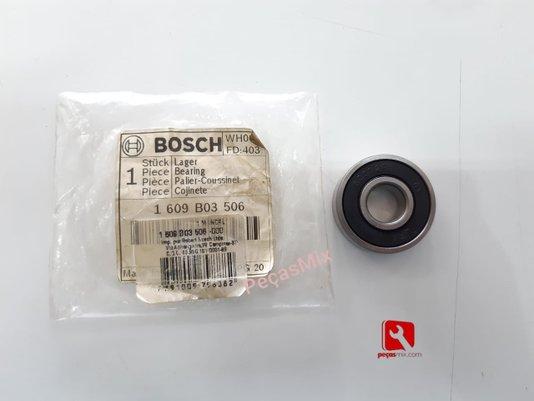 Rolamento 6201 Bosch cód. 1609B03506