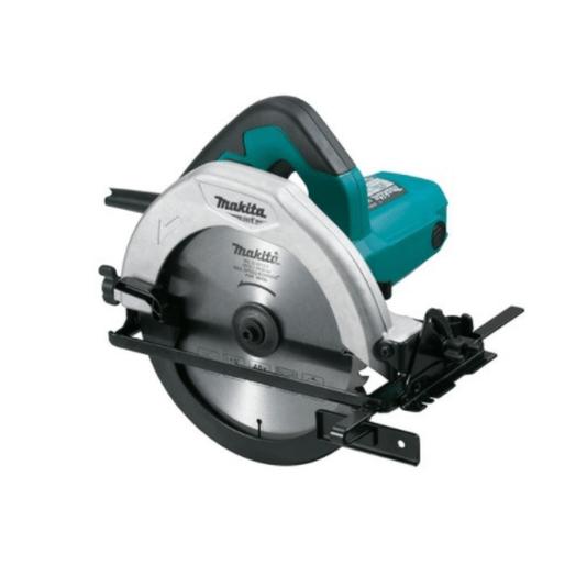 Serra Circular Makita 180mm - 7'' M5801B 127v com Lâmina