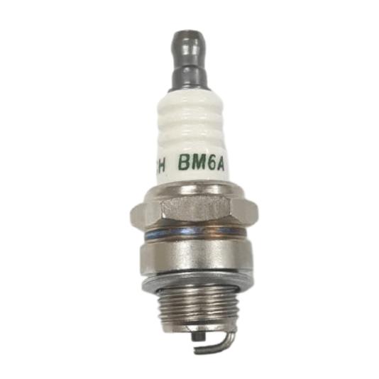 Vela de Ignição Roçadeiras Original Branco BM6A