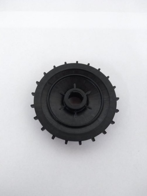 Ventoinha do Induzido Bosch código 1606610122
