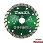 Disco Diamantado Max Turbo Makita 110x20mm de Serra Mármore