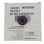 Retentor da valvula Motor Gasolina B4T 8/ 8.5/ 13/ 15 Branco